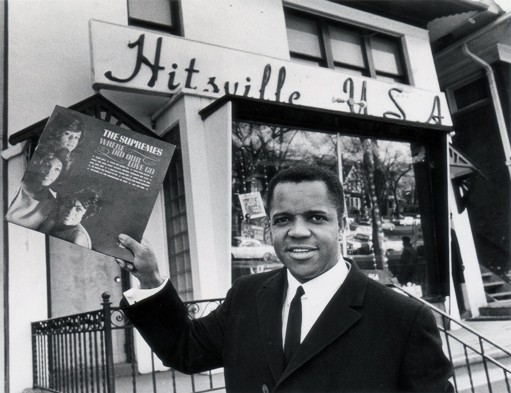 BERRY GORDY JR., 1964