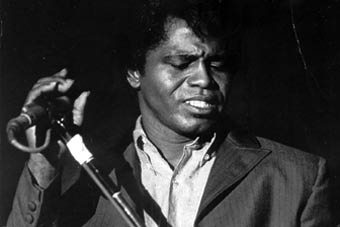 A YOUNG JAMES BROWN