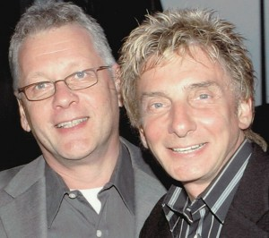 Bruce Sussman and Barry Manilow