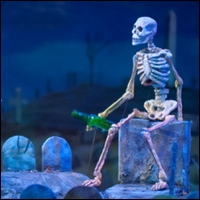 """THE CENTER FOR PUPPETRY ARTS' 'Ghastly Dreadfuls"""" earned xx nominations. Photo: Clay Walker"""