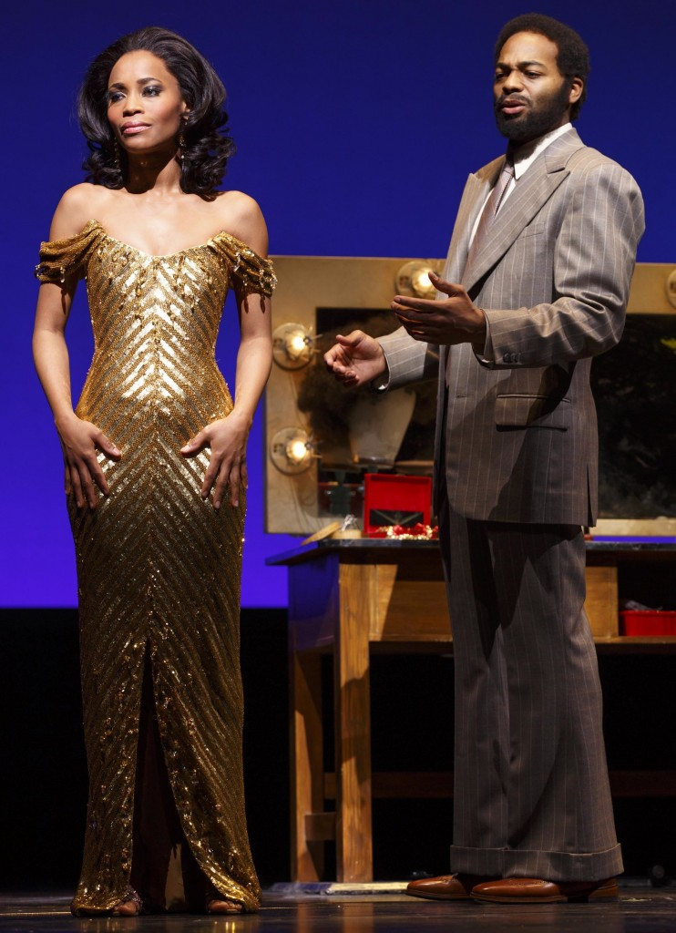 """MOTOWN THE MUSICAL"" moves into the Fox in August 2015."