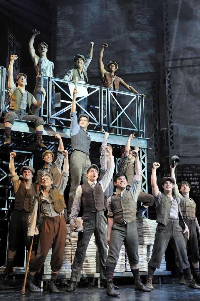 """NEWSIES"" hits our doorstep next January. Photo: Photo Deen van Meer"
