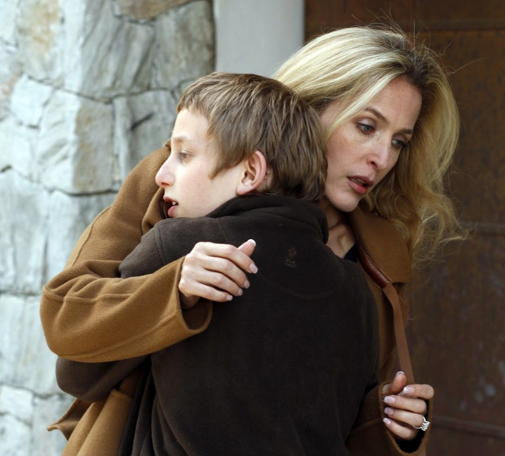 """THE FILM """"Sister"""" features Gillian Anderson (""""The X-Files"""")."""