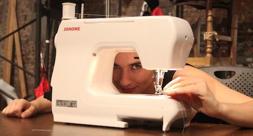 harabel-sewing