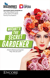 Mozart's 'The Secret Gardener
