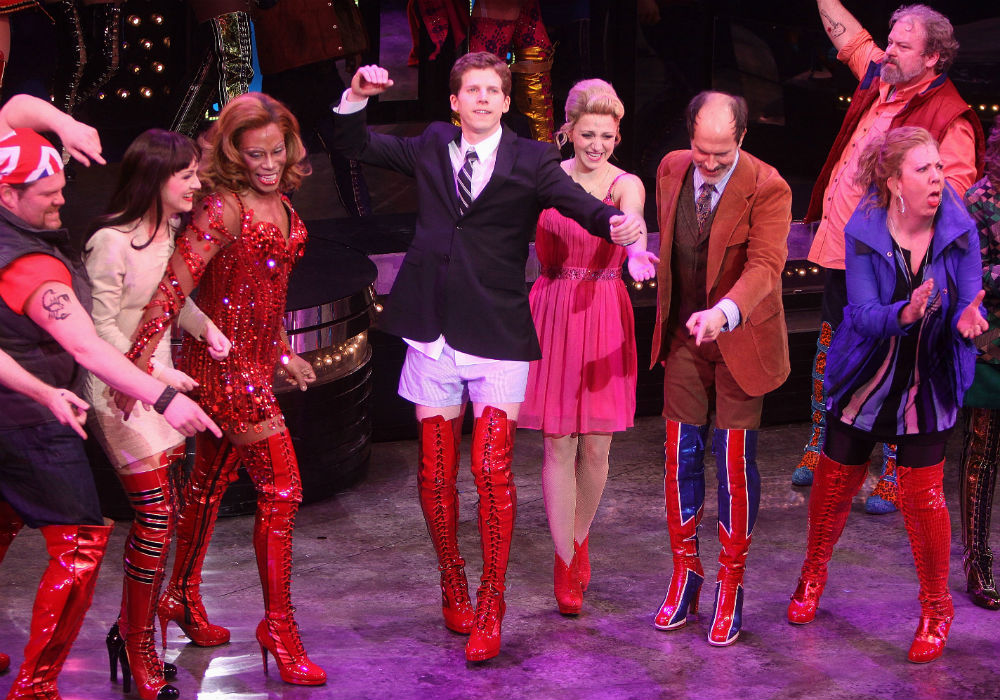 Kinky Boots Tour Schedule