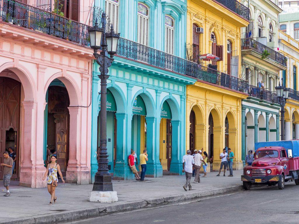 Airbnb is open in Cuba now.