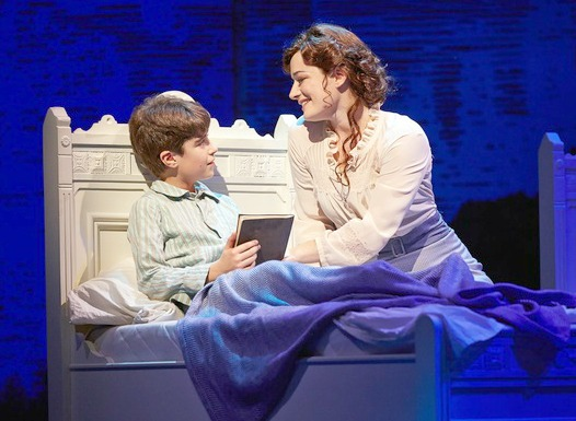 """See where """"Peter Pan"""" all began in """"Finding Neverland."""" Photo: Carol Rosegg"""