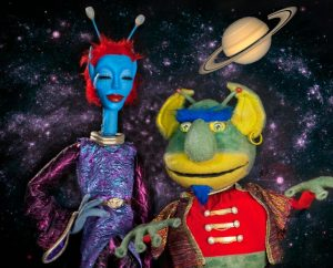 SPACE! Courtesy Center for Puppetry Arts