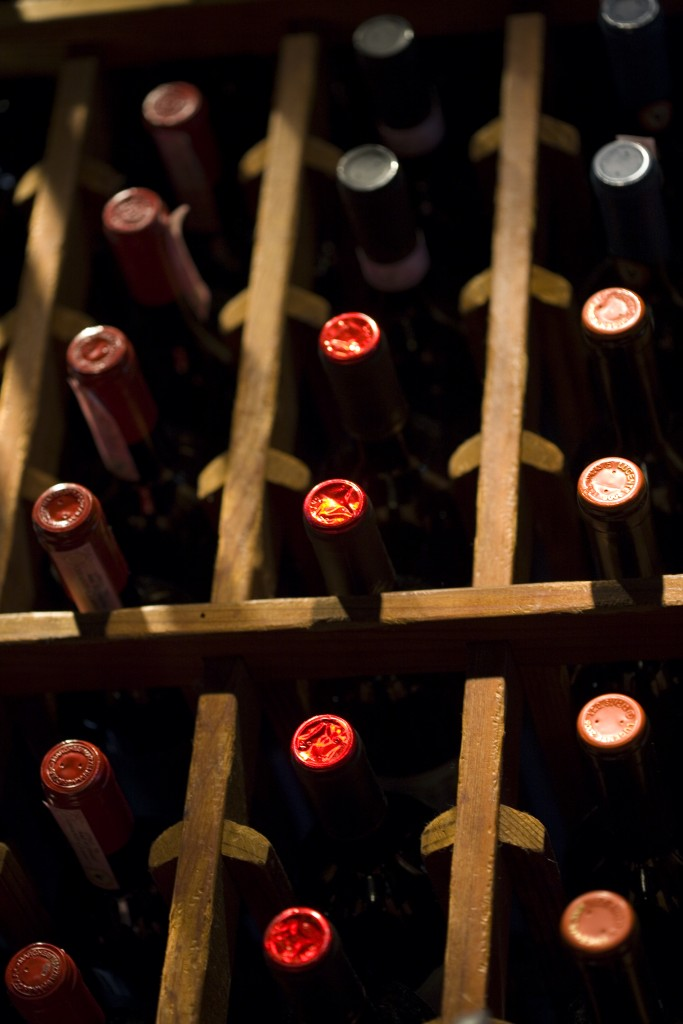 Pick a bottle to accompany your pasta at Sotto Sotto. Photo: Chris Low