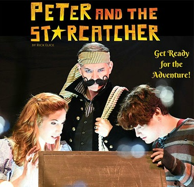 """Molly Coyne (from left), Jeff McKerley and Jeremiah Parker Hobbs in """"Peter."""""""