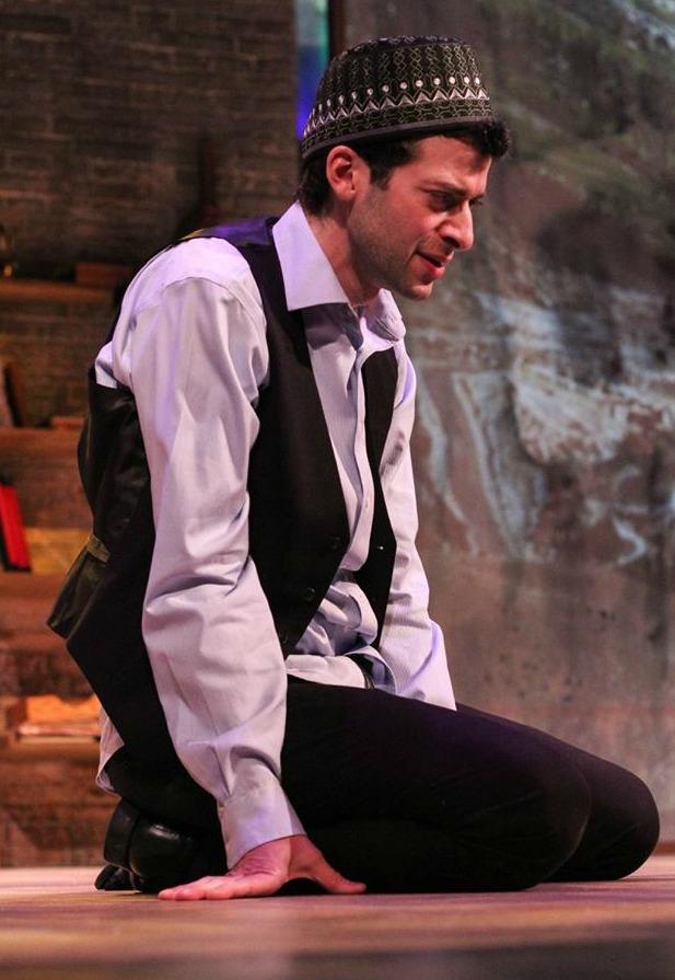 """Moxie"": Tony Larkin as Omald. Photo: BreeAnne Clowdus"