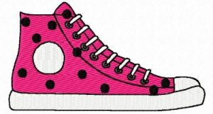 pink-tennis-shoes-clipart-hightop-embroidery-322650