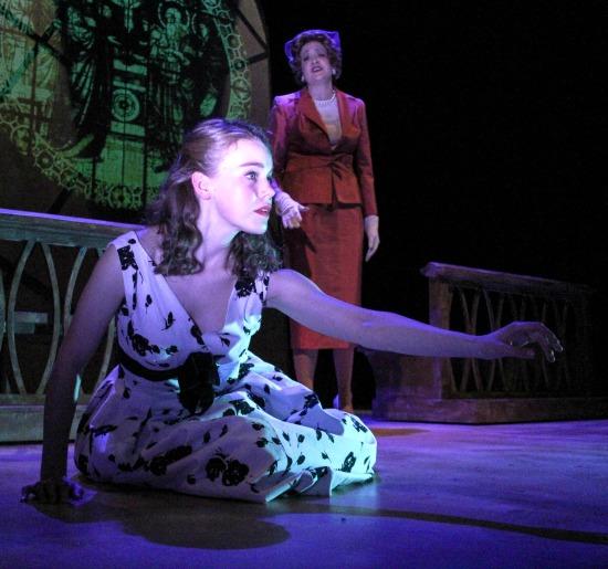 18.Clara (Devon Hales) and Margaret (Christy Baggett)