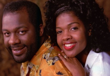 BeBe and CeCe Winans in 1991. Photo: BeBe and CeCe Winans in 1991. Dana Tynan / Associated Press