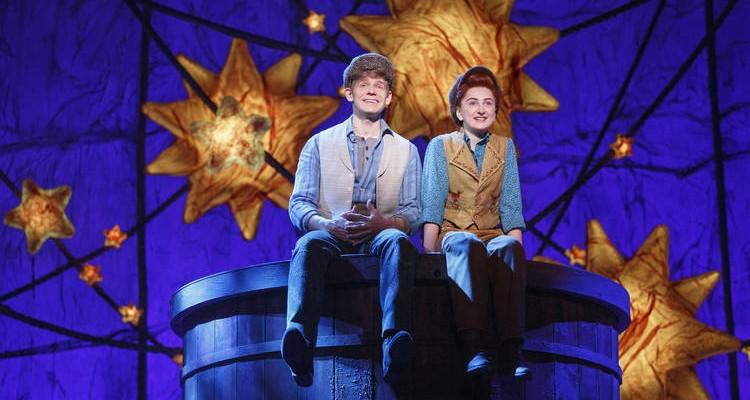 Alliance-born 'Tuck' opens on Broadway