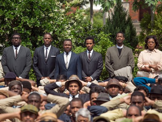 "Parts of the feature film ""Selma"" were shot in Covington. Photo: Paramount Pictures"