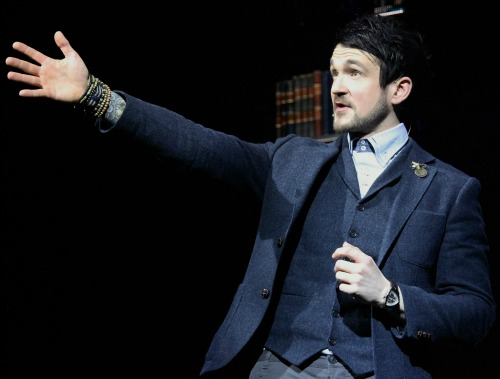 Colin Cloud, The Deductionist, is a forensic scientist who mixes mind magic and brain magic. Is his eye on you?