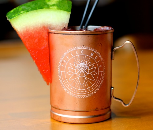 The Tupelo Mule at Tupelo Honey. Photo: David Danzig