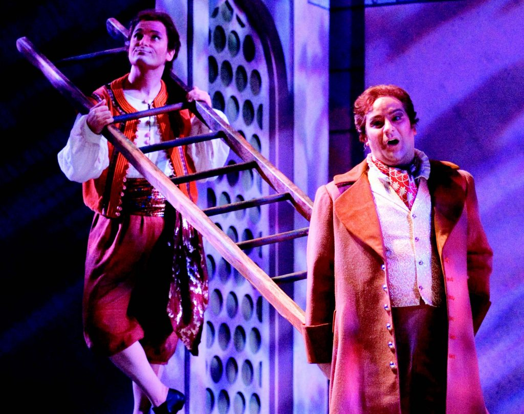 "In 2006, Atlanta Opera performed ""The Abduction From the Seraglio"" at the Atlanta Civic Center. Photo: Michael Rollins"