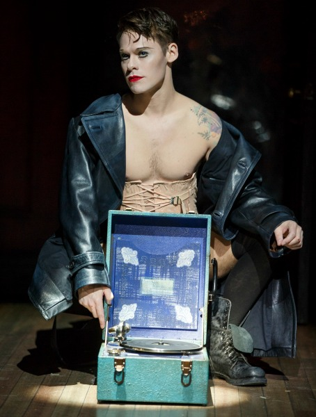 Randy Harrison. Photo: