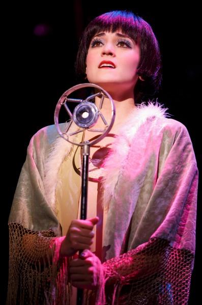 Andrea Goss as Sally Bowles.