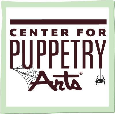 puppet logo green