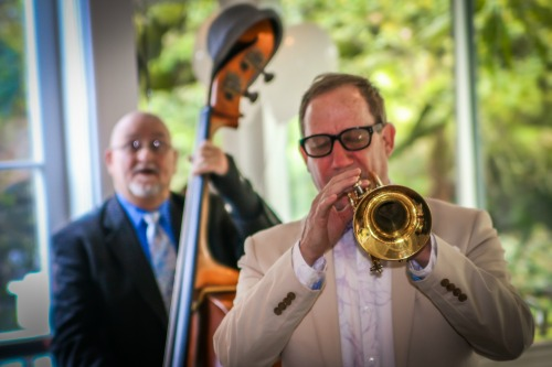 At the legendary Commander's Palace, the jazz brunch is, well, legendary.