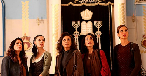 "he Israeli film ""The Women's Balcony"" closes the AJFF on Feb. 15."