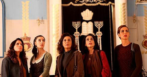 "he Israeli film ""The Women's Balcony"" closes the AJFF on Feb. 15."