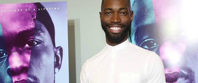 "The feature film ""Moonlight,"" screening xx at the Alliance, is based on Kendeda alum Tarell Alvin McCraney's play ""In Moonlight Black Boys Look Blue."" Photo: Getty Images"