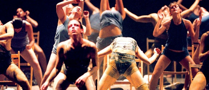 """Mr. Gaga,"" a 2015 documentary looks at the life and work of Israeli choreographer Ohad Naharin, whose work has been staged by Atlanta Ballet."