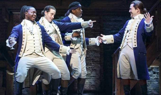 'Hamilton' has May 2018 date at Fox Theatre