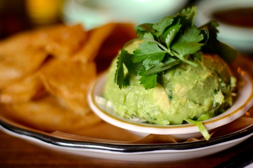 The El Felix guacamole. Photo: David Danzig