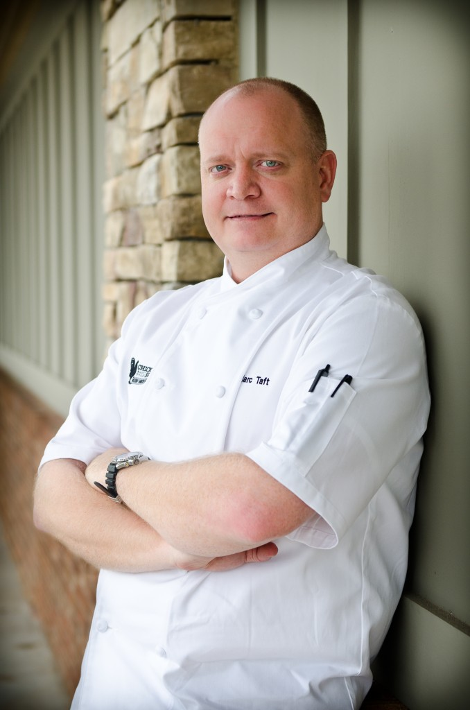 FEED chef Mark Taft.