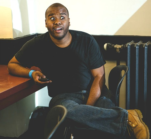 """Atlanta actor Mark Kendall is a fan of the work at Chicago's Second City. """"Their sketch revues have what I want to achieve,"""" he says, """"a great combination of speed, hard-hitting punch lines and power."""" Photo: Stacey Bode"""