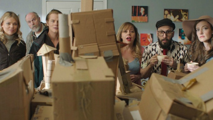 """Dave Made a Maze,"" which opens the Atlanta Film Festival on Friday,"