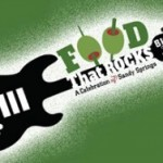 Party with a purpose at Food That Rocks