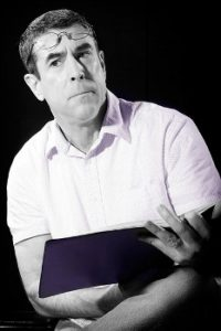 Producing artistic director Robert Egizio