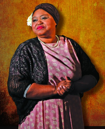 Naomi Lavette. Photo: Greg Mooney