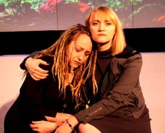 Actor 1, actor 2. Photo: Elisabeth Cooper