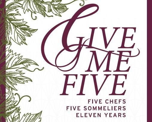 give me five 2017 logo