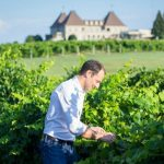 Château Élan's Bergese earns Sept. honor