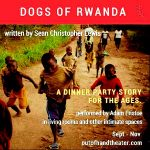 Live theater, at home, with 'Rwanda'