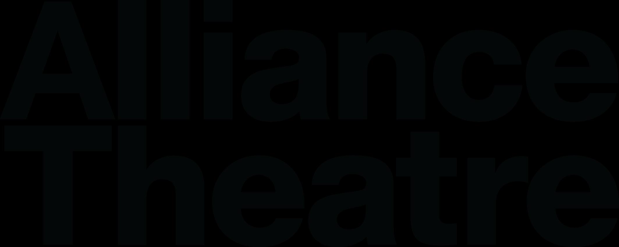 Alliance Theatre logo