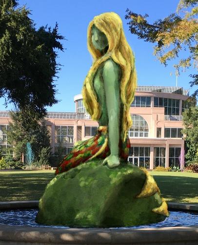 Atlanta Botanical Garden Storza Woods: Giant Sculptures Return To Botanical Garden