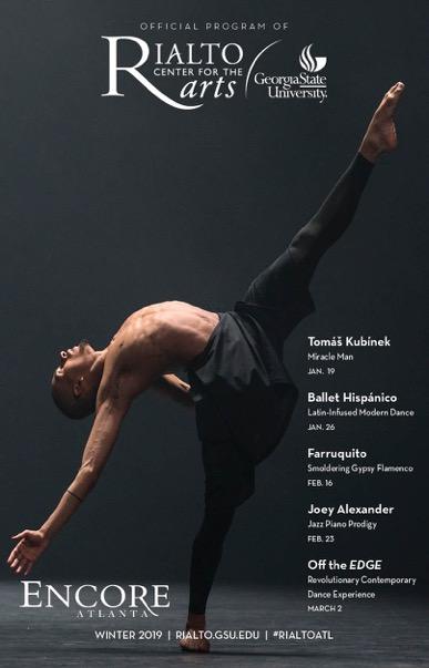 Fall 2018: Rialto Center of the Arts