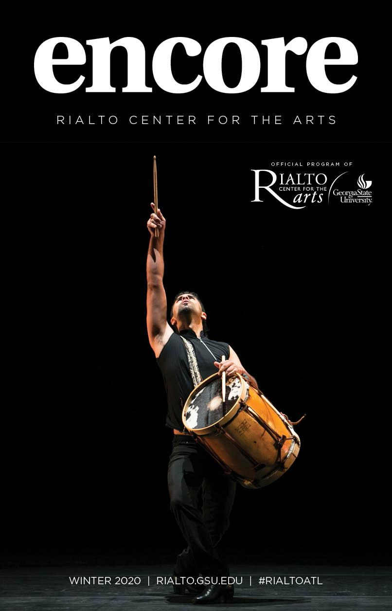 Spring 2019: Rialto Center of the Arts