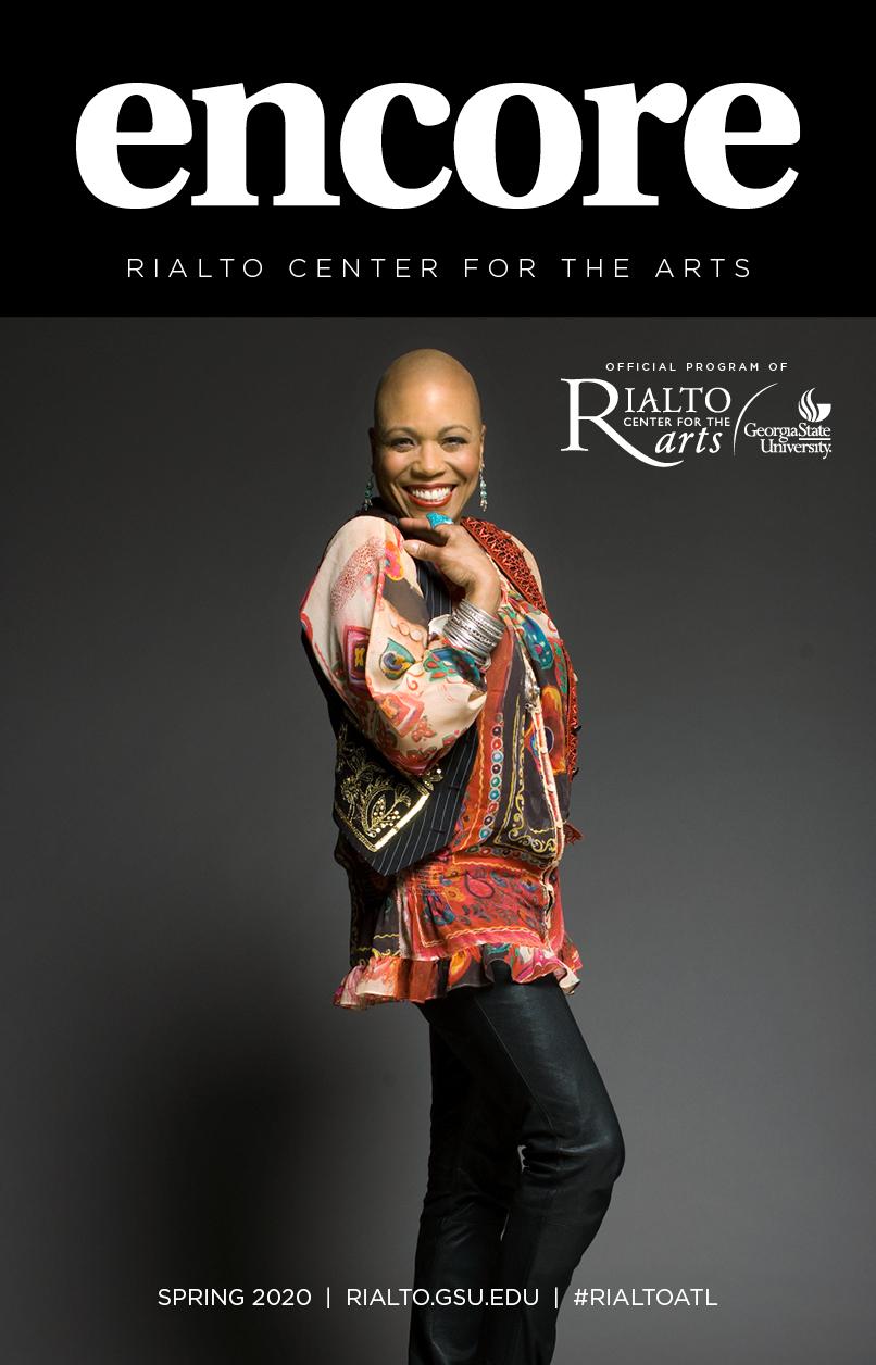 Spring 2020: Rialto Center of the Arts