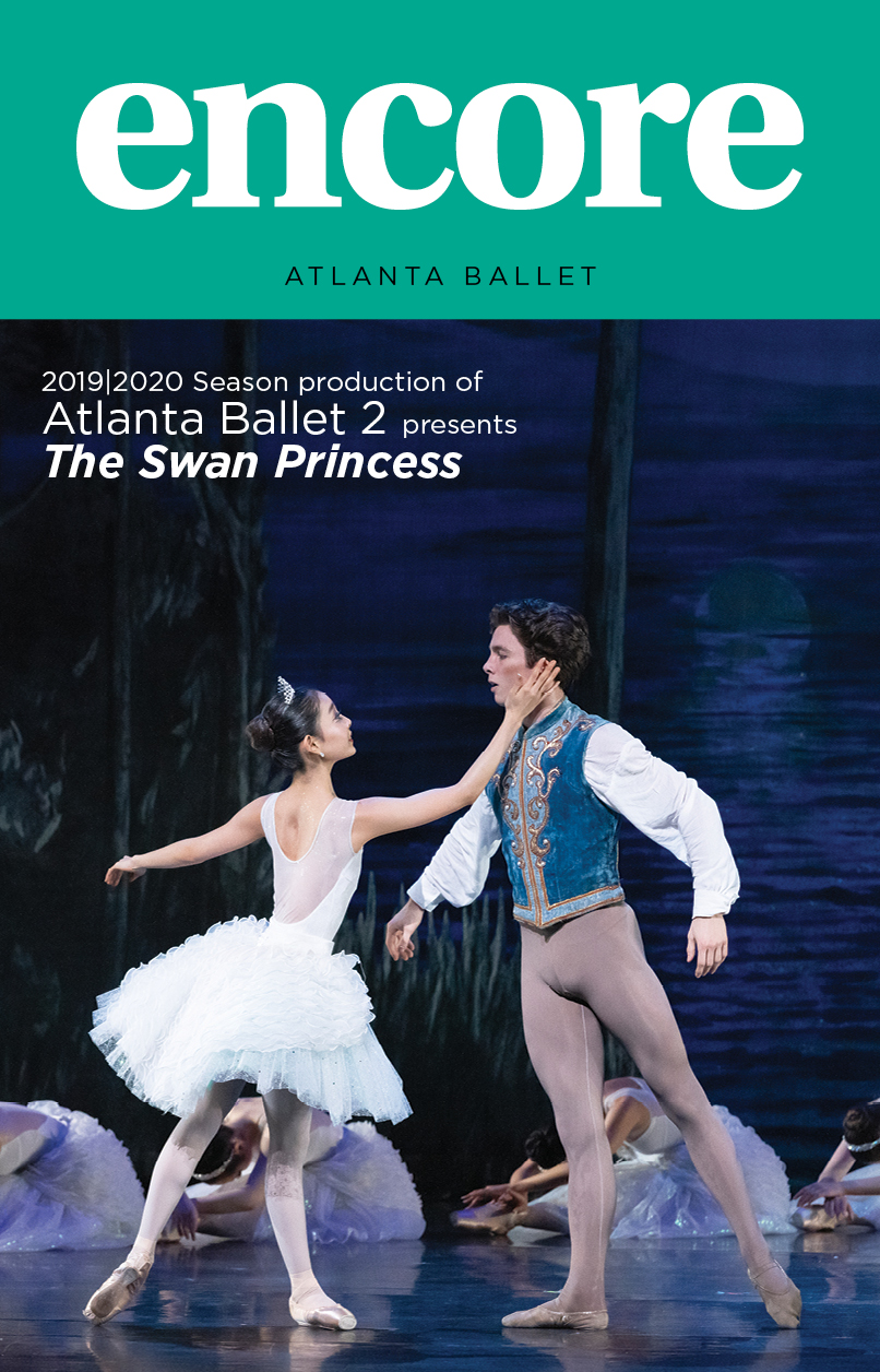 April 2020: The Swan Princess